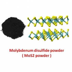 High purity  Molybdenum Disulfide 99.9-99.99% MoS2 powder since 2002