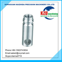 Precision machined aluminum parts