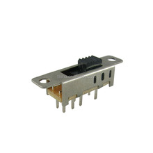 FILSHU 2015 hot selling 2p3t slide switch