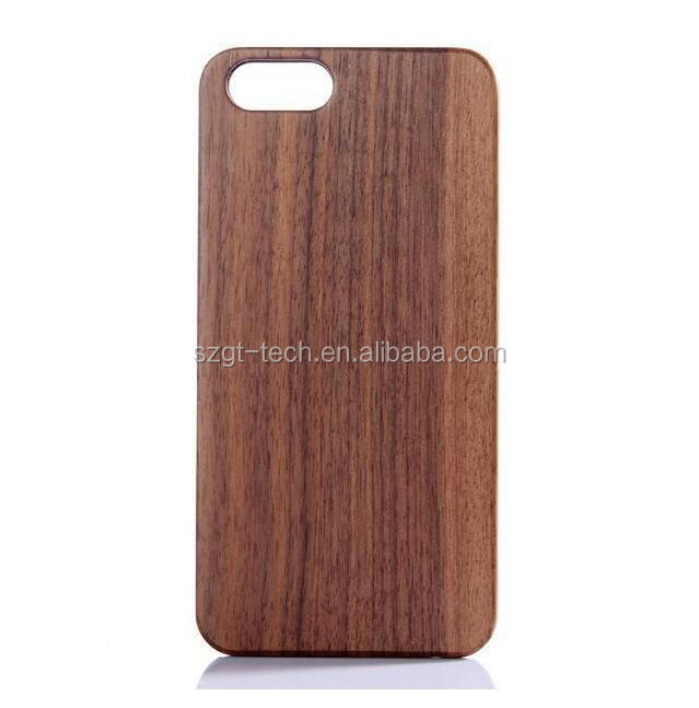 wood case for iPhone 6, for iPhone 6 pc wood case, natural wood case for iphone 6