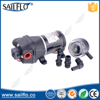 Sailflo 12v dc 24v dc high flow rate water pump for industrial application