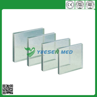 medical x-ray lead crystal glass brands