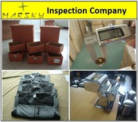 Third Party Inspection Services / Inspectors with a relevant expertise of the inspected product / Chinese/French Management Team