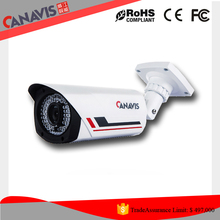 high definition 1.0 megapixel 720p cctv outdoor bullet ahd led array waterproof ir cctv camera