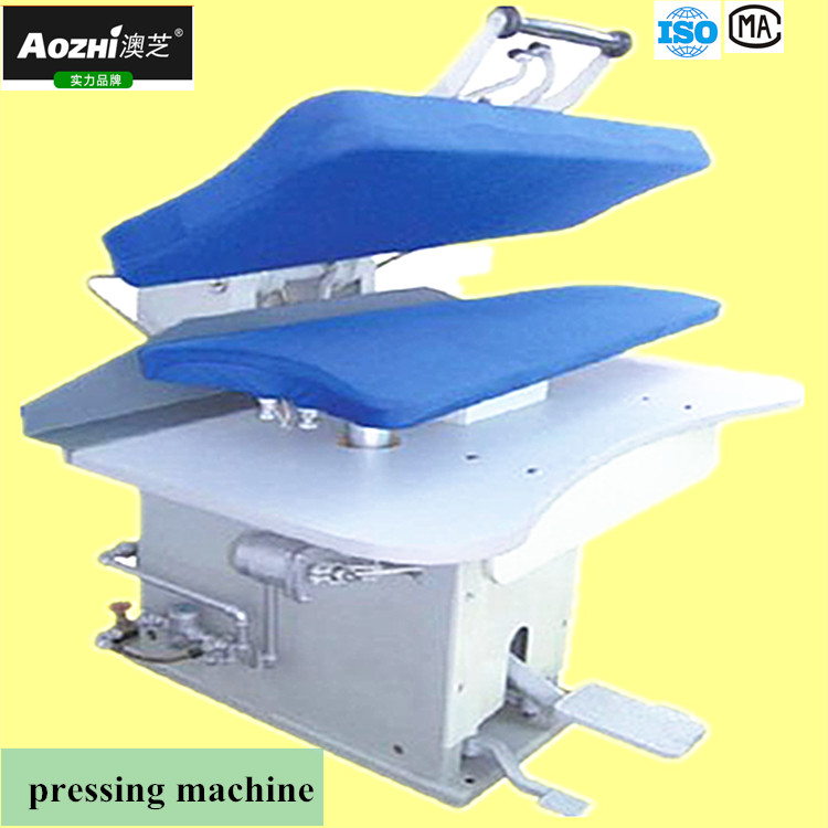 free shipping steam ironing presser laundry garment universal pressing machine for sale factory price laundry presser
