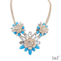 2013 sri lankan wedding necklace designs 104955 hot sale wholesale jewelry supplies china crystal statement necklace