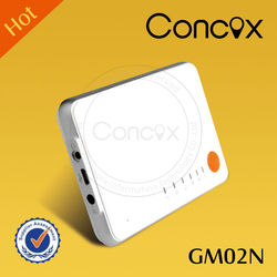 Concox Chinese wholesale remote voice monitoring 433Mhz gsm alarm system wireless accessories GM02N