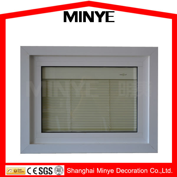 China supplier electric roller blinds window/automatic blinds window
