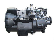 Truck parts manual gearbox price 6s 1600