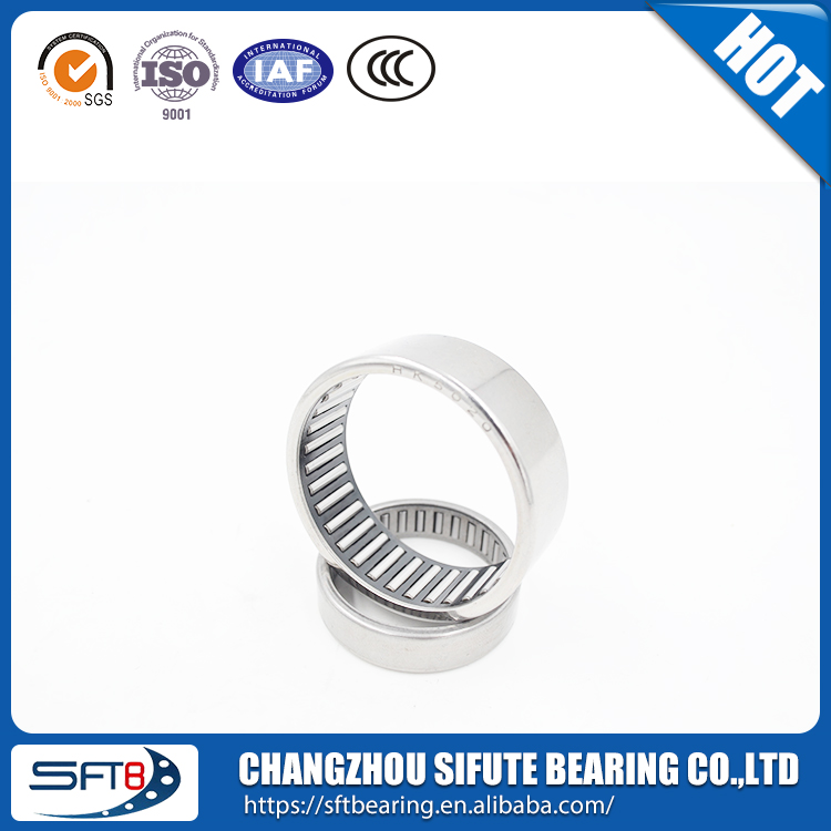 hot sale & high quality Drawn cup needle roller bearings HK0509 5x9x9 OEM