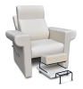 Used SPA Manicure Chair Pedicure Chair With Footrest
