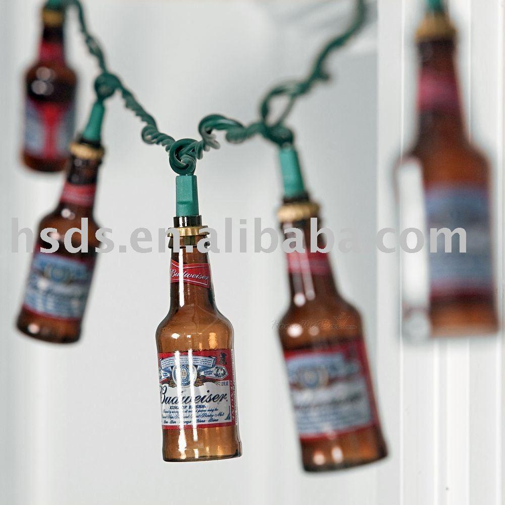 brauch flasche lichterkette beleichtung in den ferien produkt id 287984998. Black Bedroom Furniture Sets. Home Design Ideas