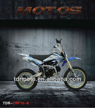 2013 New CRF70 Lifan 125cc Aircooled 14/12 Cheap High Performance Dirt Bike Pit Bike Motorcycle