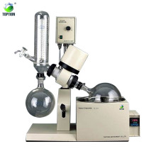 CE Approved High efficiency borosilicate glass vacuum destillation Electric Explosion Rotary Evaporator for cannabia oil