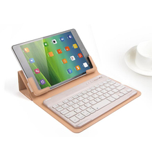 2016 Bluetooth keyboard case for 7.9 inch Xiaomi mipad 2 tablet pc