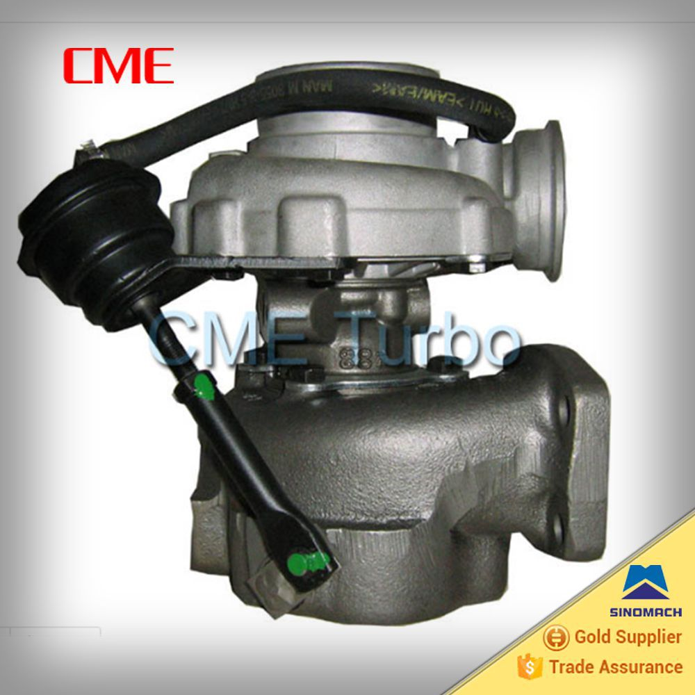 Turbocharger (<strong>K16</strong>)5316 970 7139 for MercedesBenz OM904LA-E4