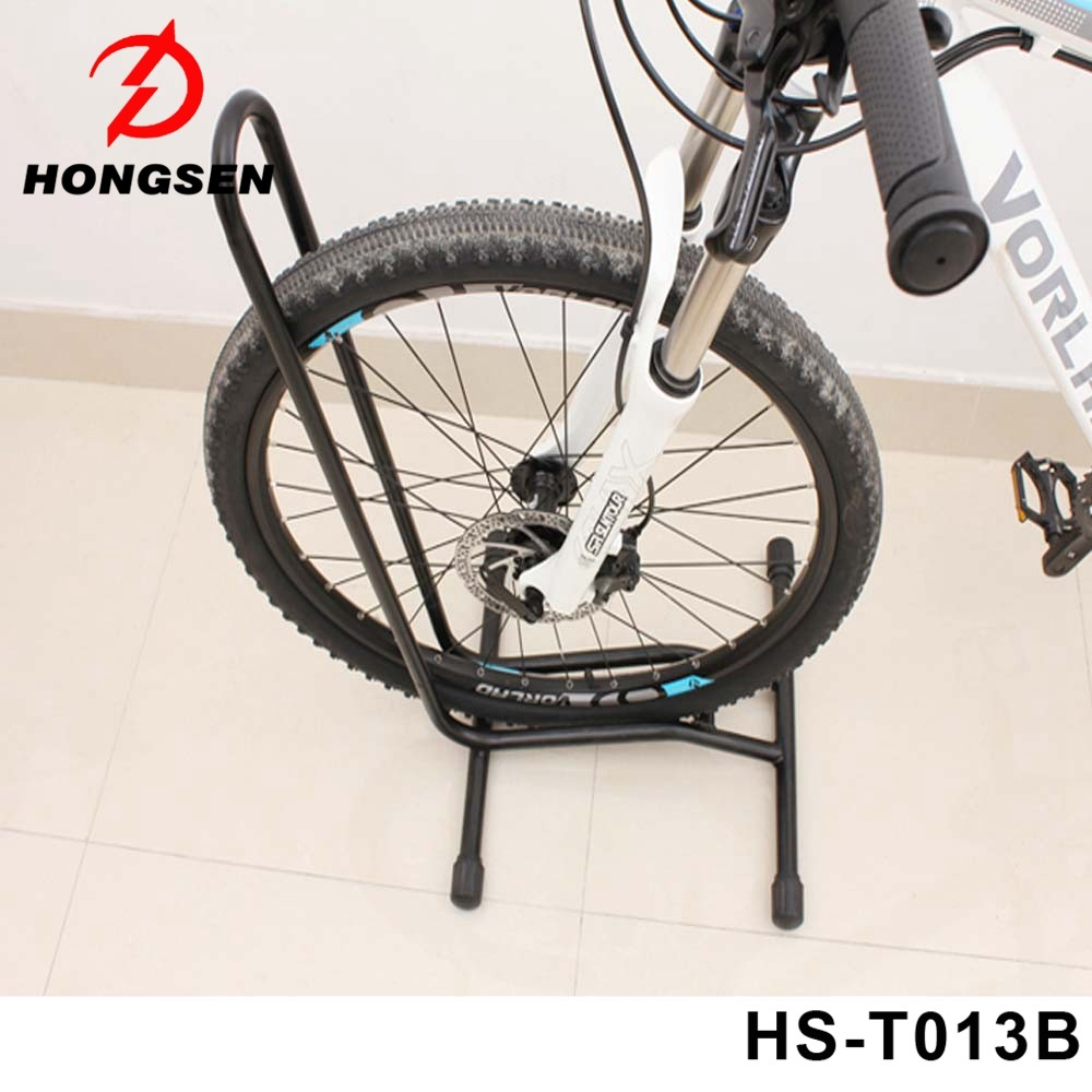HS-T013B vertical bike rack bicycle display racks used bike racks