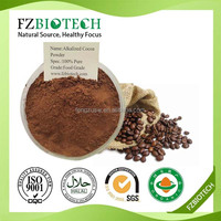 Low price Chocolate used balanced wholesale alkalized cocoa powder