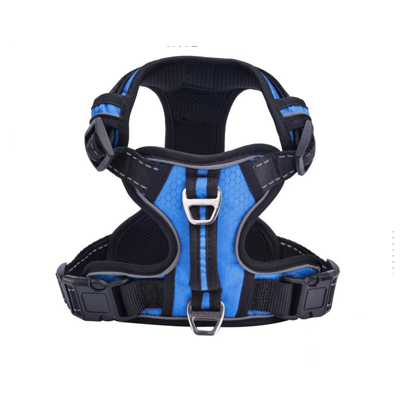 Wholesale Front Range non pull Dog Harness padded with Handle Vest Dog lift Harness