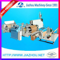 Industrial Plastic Processing Machinery Hot Melt Coating Paper Extrusion Lamination Plant with Factory Price