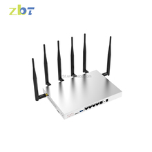 ZBT- WG3526 oem industry 3g 4g lte 1200Mbps wifi wireless router with USB port