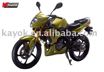200cc Racing Motorcycle, new design racing motorcycle KM200GS-3