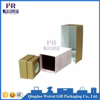 Custom Printed Disposable Cardboard Box With Slit