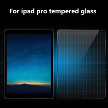 Newest tablet 0.33mm 9H High Clear anti-scratch shatterproof clear tempered glass screen protector for ipad mini 4