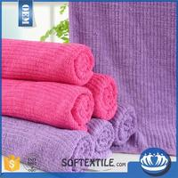 Multifunctional microfiber cleaning cloth for car with CE certificate