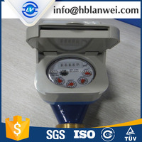 IC Card Smart Prepaid Cheap Water Volume Meter System