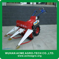 Mini Wheat Diesel engine Wheat and Rice Reaper/Good quality automatic reaper/Paddy rice harvesting