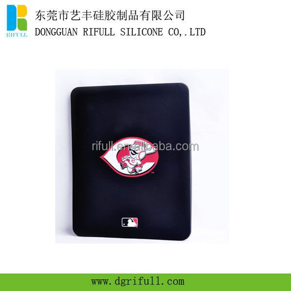 2014 new design fashion silicone case for ipad 2