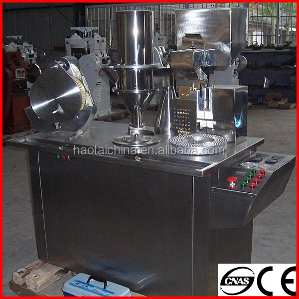 New Type semi automatic capsule filling machinery with mini volume