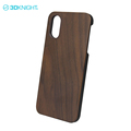 Hot items 2017 products wood mobile phone case for iphone X wooden cases