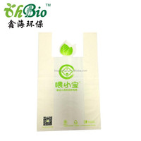 2016 manufacturing biodegradable fancy printing plastic gift bag