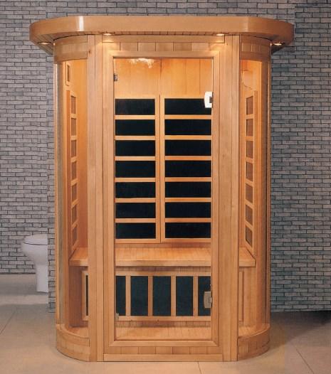Hammam sauna vapeur des m nages sauna salle de bain for Hammam exterieur