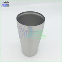 FDA High Quality Stainless Steel Vacuum Beer Mug, 450ml Stainless Steel Insulated Coffee Mug