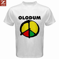 custom new design michael jackson olodum t shirt