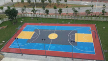 SEESUN BG.6813 pvc sports flooring basketball flooring