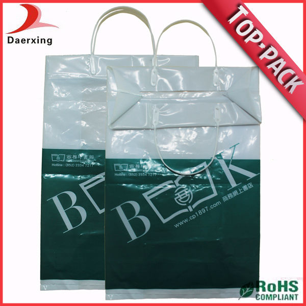 2013 Hot sale plastic coated tote bags