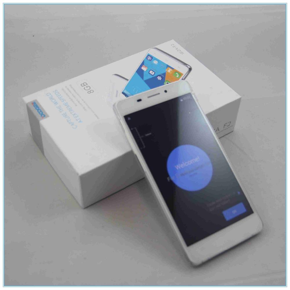 original doogee f2 mobile phone 2015 new cellphone lte. Black Bedroom Furniture Sets. Home Design Ideas
