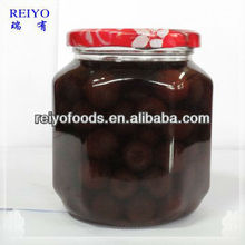 canned black cherry in syrup
