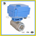 DN15 motor electric 12V valve for IC card water meters