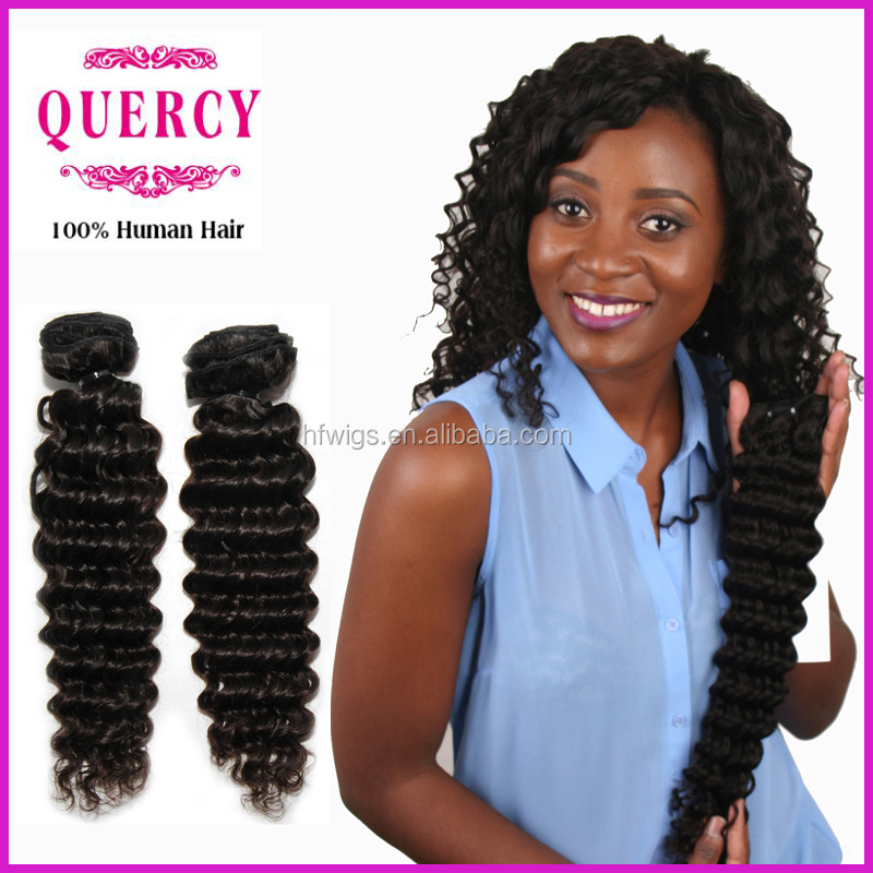 Crochet Braids With Human Hair Crochet Braids With Deep Twist - Buy ...