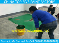 CHINA TOP FIVE PAINT FACTORY-Maydos Concrete Floor Epoxy Coatings Epoxy Primer