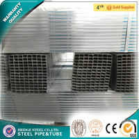 top quality 40x40 weight ms square pipe made in china