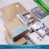 Brown kraft paper note book / tiny memo printing wholesale