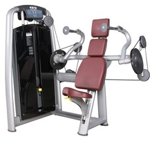 Shandong tianzhan fitness Factory Commercial Gym Equipment Seated Triceps Extension TZ-6011
