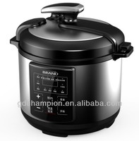 new selling point touch sensor control multipurpose pressure cooker with CE/ETL/CETL/CB