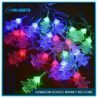 2015 new christmas light plastic molded outdoor christmas decorations CHLT033